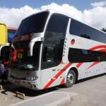 クスコからプーノまでバスで移動