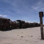 ウユニ塩湖ツアー1日目~列車の墓からコルチャニ、塩のホテルまで。