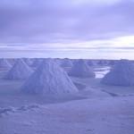 ウユニ塩湖ツアー2日目~塩湖を満喫・魚の島・トゥヌパ火山~