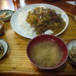 ラパスの日本料理レストラン『わがまま(現:YOSHIKO'S RESTAURANT)』で懐かしのカレー!